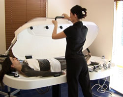 Pelotherapy at Hepburn Spa
